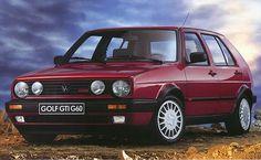 VW Golf Mk2 GTI G60
