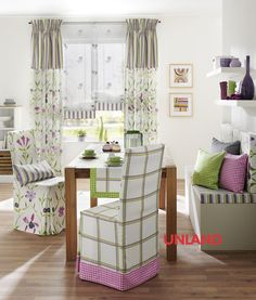 Unland Landscape, Fensterideen, Vorhang, Gardinen und Sonnenschutz - curtains, contract fabrics, pleated blinds, roller blinds and more. Made in Germany
