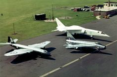 The best of British, TSR2, Lightning and Canberra