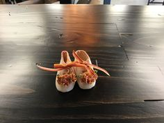 MSD TRENDY HANDMADE FLORAL BALLET SHOES