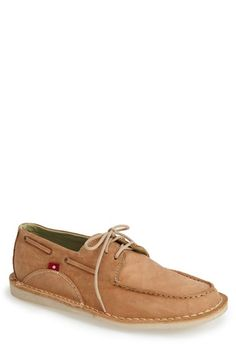Oliberté boat shoe || fair-trade certified || made in Ethiopia
