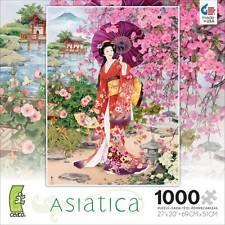 CEACO ASIATICA JIGSAW PUZZLE TEIEN HARUYO MORITA 1000 PCS ASIAN ART