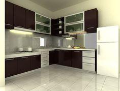 Minimalist Kitchen Interior Design 2014