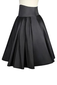 What's New Pussycat Skirt (Black) – Kitten D'Amour What's New Pussycat, Whats New, Skater Skirt, Kitten, Skirts, Black, Fashion, Cute Kittens, Moda