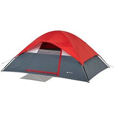 Introducing Ozark Trail 4Person Dome Tent with Integrated EPort. Great product and follow us for more updates!