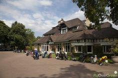 Golf de la Boulie - Racing Club de France, Yvelines, Île-de-France, France. Vidéo aérienne sur FlyOverGreen / Aerial video on FlyOverGreen