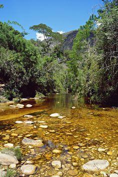 no cipó...Serra do Cipó - MG - Cachoeira Rabo de Cavalo