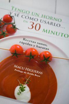 Tengo un horno y sé cómo usarlo en 30 minutos: Mi libro!!!