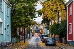 Wooden Vallila, Helsinki Wooden House, Helsinki, Finland, City, Building, Modern, Plants, Image, Trendy Tree