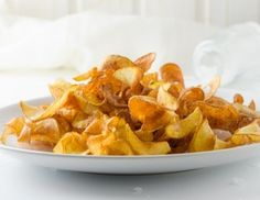 Knusprige Kartoffelspiralen