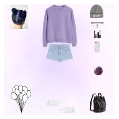 """""""YOUTH"""" by l3n3a ❤ liked on Polyvore featuring adidas, H&M, Wet Seal, Bobbi Brown Cosmetics, Benefit and Casetify"""