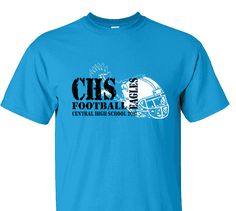 High School Impressions search FB-004-W; 2017 Eagles High School Football T-Shirts- Create your own design for t-shirts, hoodies, sweatshirts. Choose your Text, Ink and Garment Colors. Visit our other boards for other great designs!