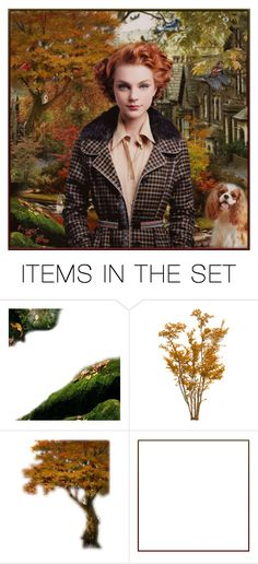 """""""Beautiful Weekend Poly`"""" by lastchance ❤ liked on Polyvore featuring art, autumn, dog, birds and lastchance"""