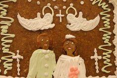 Wedding brittle cake 2