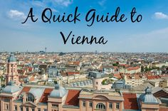 Having just returned from her Viking River Cruise down the Danube River, Pin the Map writer, Becky, shares a quick guide to beautiful Vienna.