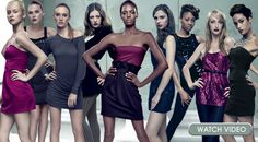 America's Next Top Model  I love watching these girls go at it!  FIERCE!