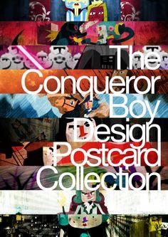 #poster conqueror_boy_poster_by_samuraijaii