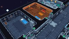 Become a patron of Starmancer today: Read 232 posts by Starmancer and get access to exclusive content and experiences on the world's largest membership platform for artists and creators. Pixel Art, 3d Pixel, Sci Fi Games, Indie Games, Station Map, Polygon Art, Pixel Games, Space Games, Space Pirate