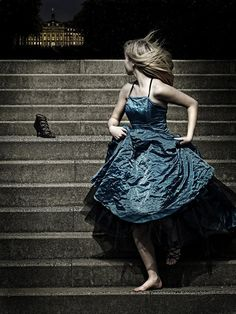 Stroke Of Midnight... Cinderella