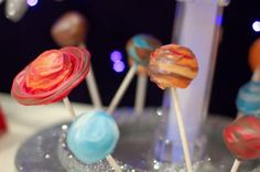 DIY Project: How to Make Planet Pops