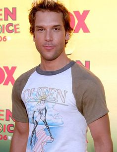"""Dane Cook (circa """"Employee of the Month"""" and """"Dan in Real Life."""") <3"""