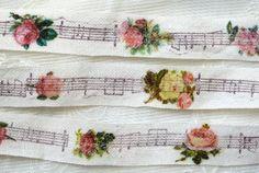 embellished ribbons