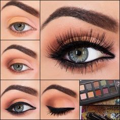 Look created using the Lavish Palette by Anastasia Beverly Hills
