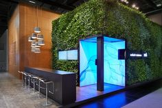 MFI at Expo Real 2013 - 3 #grasswall #exhibit #booth