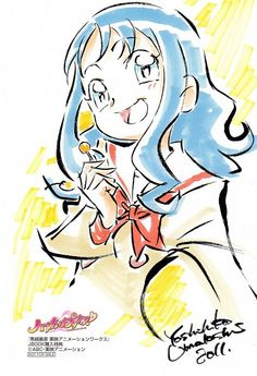 Tags: Anime, Kurumi Erika, Heartcatch Precure!, Umakoshi Yoshihiko