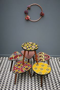 Idee per mobili funky – Recycled Furnitures Ideas