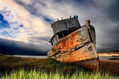 "HDR Photography Tutorial: How to Take HDR Photos by Lucy Hill. Photo: ""Point Reyes HDR"" captured by Gagan Dhiman."