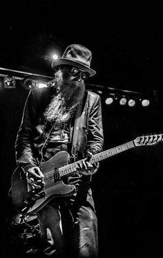 Zz Top, Music Pics, Music Artwork, Reverend Guitars, Memes Arte, Digital Foto, Billy Gibbons, Music Station, Hot Band