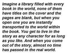 That would be the best experience of my entire life i need this O.o