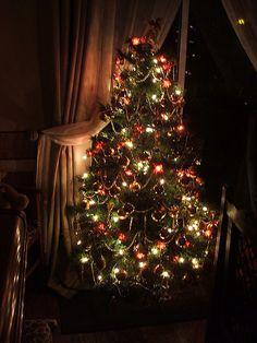 CHRISTMAS TREE by MAD MUMMY, via Flickr