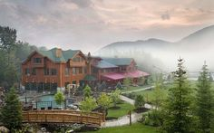 Whiteface Lodge  #travel #leading #hotels @TravelRumors