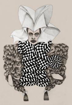 Tara Dougans illustration