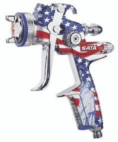 Sata liberty spray gun