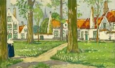 Henri Cassiers - Le charme de Bruges #2