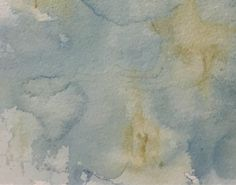 A personal favorite from my Etsy shop https://www.etsy.com/ca/listing/543183666/soft-blue-abstract-watercolor-painting