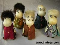 Moomin Trolls made by Atelier Fauni Finland Tove Jansson, Troll, Finland, Fun Stuff, Mickey Mouse, Disney Characters, Fictional Characters, Teddy Bear, Friends