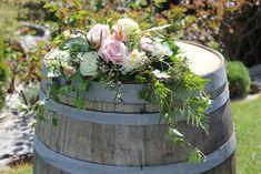 Barrel Flowers, Unique Flowers, Funeral, Special Day, Wedding Flowers, Wedding Venues, Bouquet, Bloom, Events