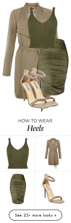 """Affordable"" by xirix on Polyvore featuring moda, WearAll e Steve Madden"