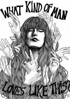 Florence + the Machine What Kind Of Man, Florence The Machines, Florence Welch, Indie, Wall Collage, Cool Bands, Art Images, Music Artists, Art Inspo