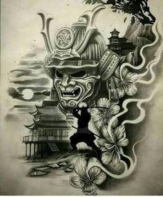 Znalezione obrazy dla zapytania samurai templo