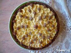 Mamma Veg: Crostata alle banane con crema al cocco e frolla a...