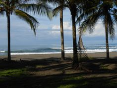 Pacific Ocean in Playo Palo Seco in Costa Rica. Been there!