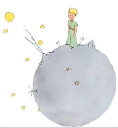 In the Saint-Exupéry, who had intended to fly from Paris to Saigon, crashed in the Sahara. His experiences while waiting to be rescued, including hallucinations, became fodder for the beloved book. Little Prince Party, The Little Prince, Prince Tattoos, Beloved Book, Cool Sketches, Weird And Wonderful, Wire Art, Wallpaper, Childrens Books