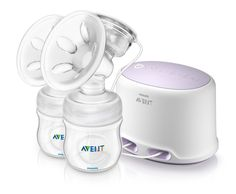 Philips AVENT SCF334/01 Comfort Double Electric Breast Pump. our price £265.00, Mother care.