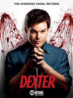 Dexter: Conoce 30 diseños de posters para series de TV: http://blog.luismaram.com/2013/04/30/30-disenos-para-posters-de-series-de-tv/