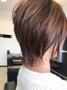 Medium Shag Haircuts, Thin Hair Haircuts, Cute Hairstyles For Short Hair, Straight Layered Hair, Short Hair With Layers, Medium Short Hair, Medium Hair Cuts, Melena Bob, Thin Hair Cuts